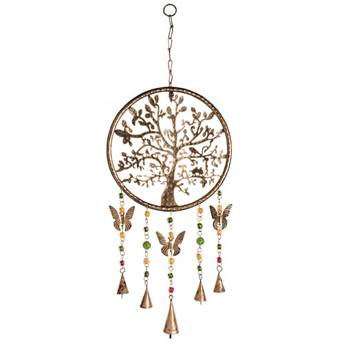 New In - Tree of Life Windchime