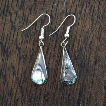 Adalina Abalone Shell Earrings