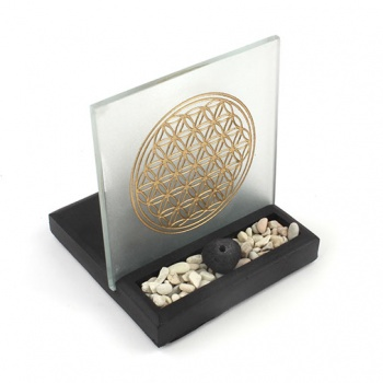 Enlightened Display - Flower of Life