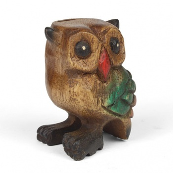Mini Hooting Owl