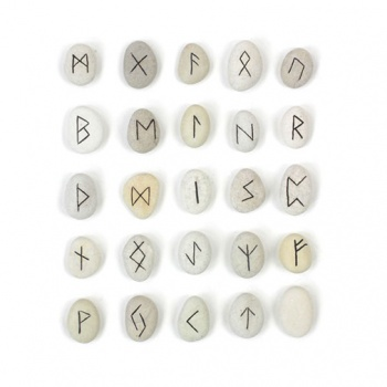 Pouch of Pagan Runes