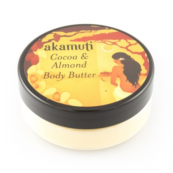 Akamuti Cocoa & Almond Body Butter 100ml
