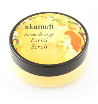 Sweet Orange Facial Scrub 50g