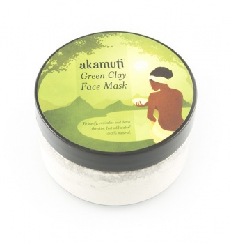 Green Clay Face Mask 100g