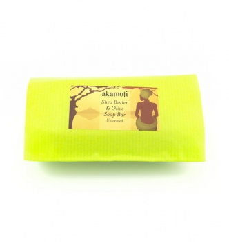Shea Butter And Olive Soap Bar 100g