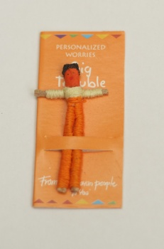 Worry Doll - Big Trouble Worries