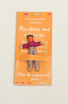 Worry Doll - Pardon Me Worries