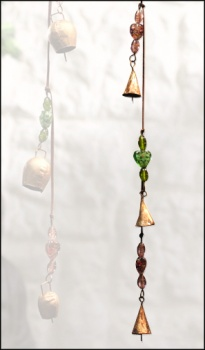 String of Conical Bells