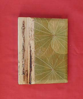 Large Leaf Notebook