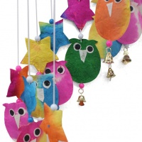 Owl Saa Paper Mobile