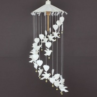 Peace Dove Saa Paper Mobile