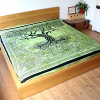 Spirit of the Trees Bedspread