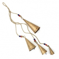 Conical Bells on Rope