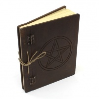 Blank Spell Book - Medium