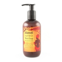 Liquid African Black Soap Unscented 250ml