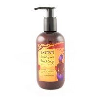 Liquid African Black Soap Scented 250ml