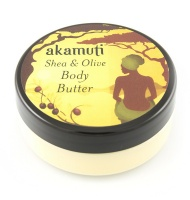 Organic Shea & Olive Body Butter 50ml