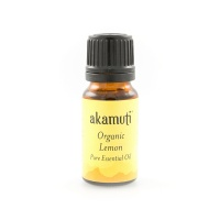 Akamuti Lemon Organic Essential Oil 10ml