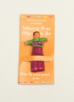 Worry Doll - Mum to Be Worries