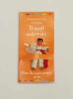 Worry Doll - Travel Worries