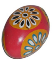 Painted Egg Shaker