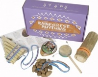 Fair Trade Rainforest Rhythms Instrument Pack